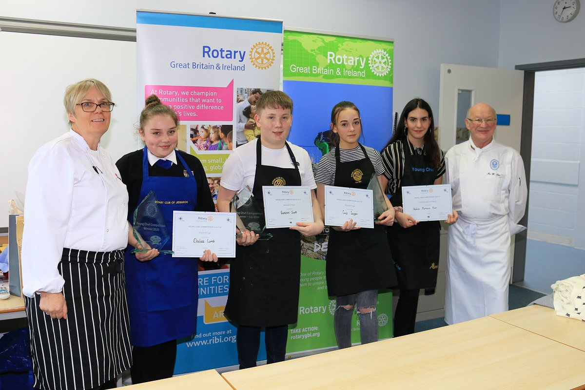 Young Chef  2020 -