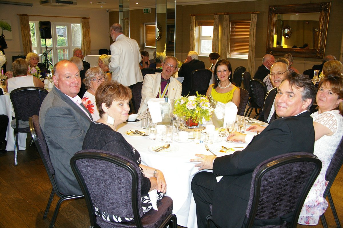 Charter Night and Handover 2017 -