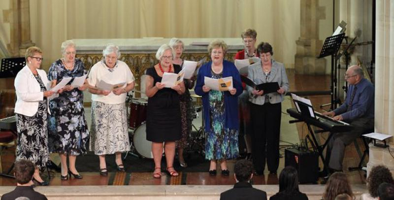 Musical Soiree - Inner Wheel Chorale 002