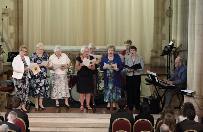 Musical Soiree - Inner Wheel Chorale 003