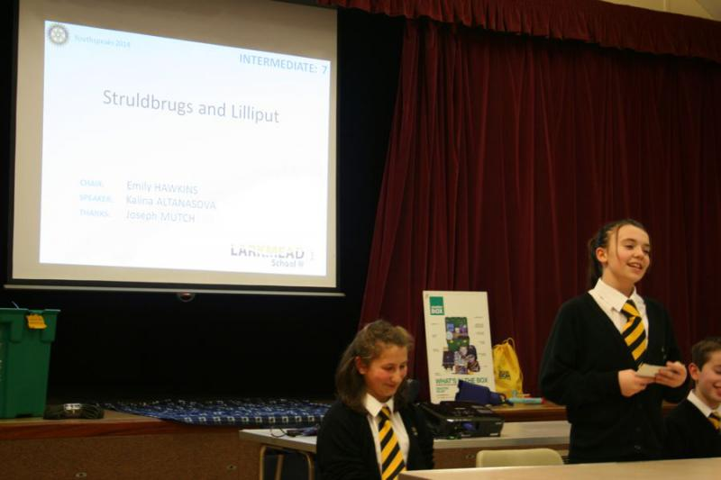 Youth Speaks 2014 - Larkmead Thanks