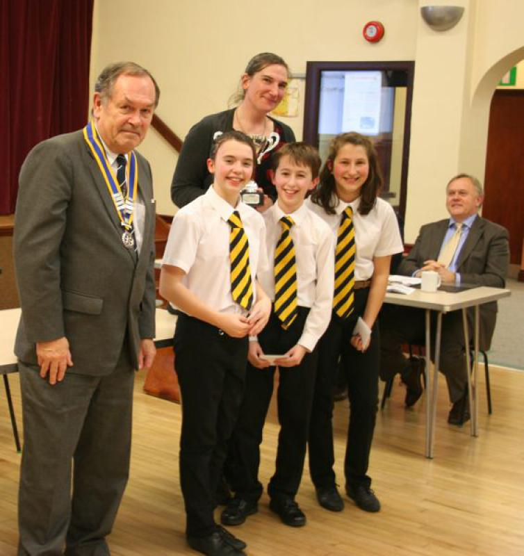 Youth Speaks 2014 - Larkmead School