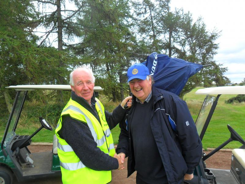 Charity Golf Day 2014 - Is anyone needing a buggy