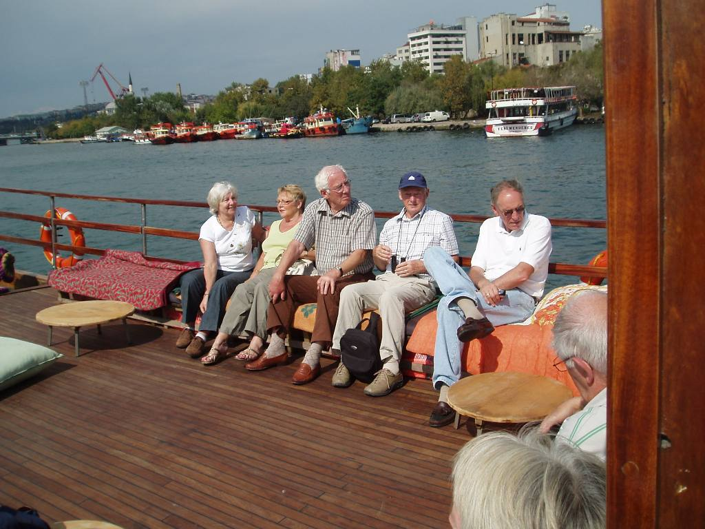 Istanbul Cultural Visit - Cruising down the Bosphorus