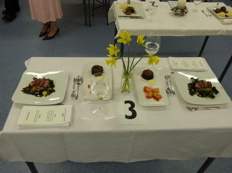 Young Chef 2013-14: District Final at R Lander School -