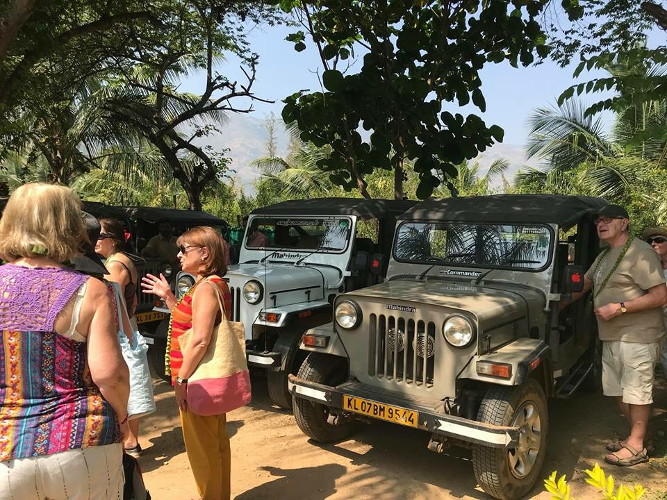 Tour of Kerala, India, 2018 -