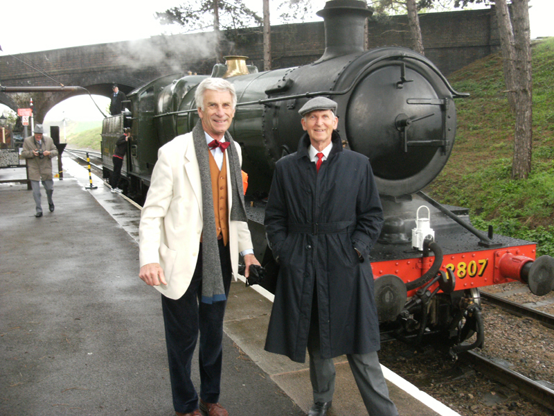 GWR  - Jeeves and Wooster