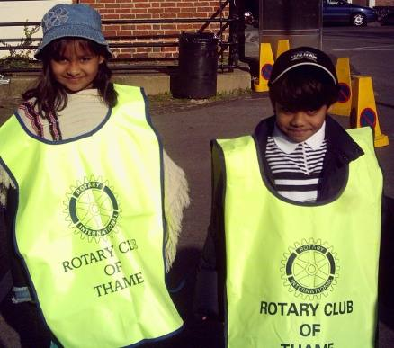 Collection for TSFR Nov '06 - Possible Future Rotarians...