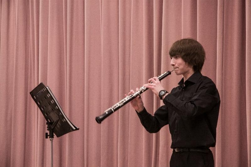 Young Musician Competition 2015 - John Dixon - Oboe 1