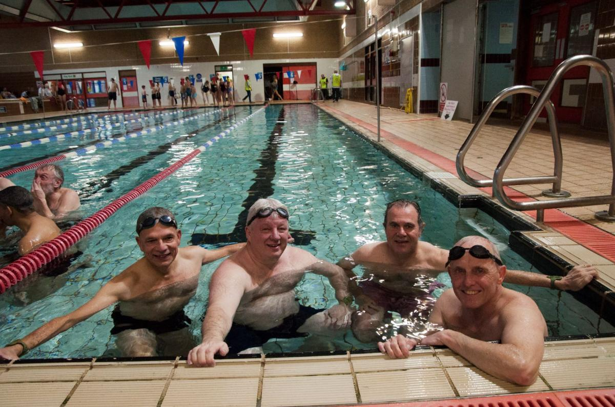 Swimathon 2019 - 82 lengths