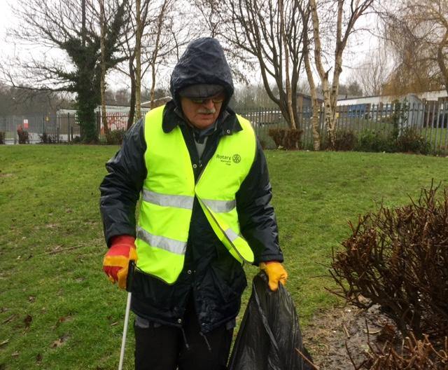 Barmston Area Clean Up -