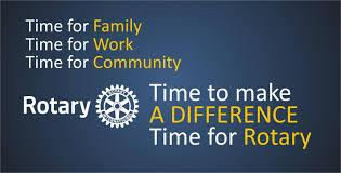 Join Rotary -
