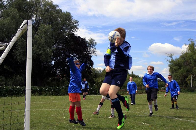 Learning Impaired Football Tournament 2011 -