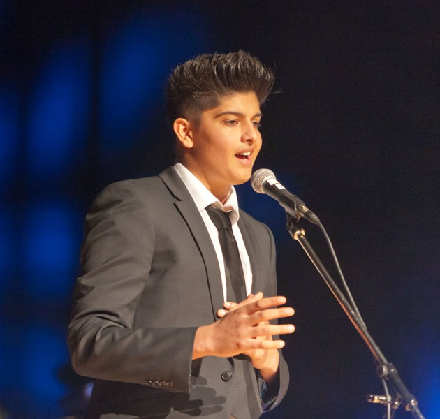 Coventry Schools Young Entertainer - KH82