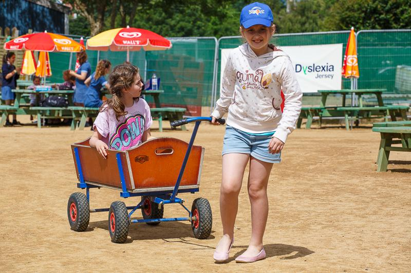 KidsOut Day 2014 - A leisurely ride in the sun.