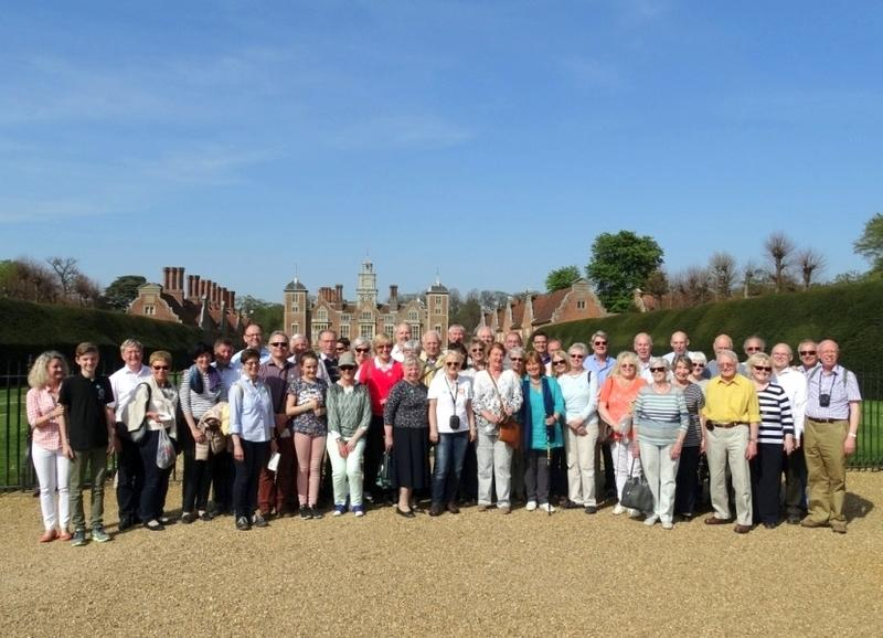 President's Weekend & Pirmasens Twinning Visit 2016 - At the gates of Blickling Hall