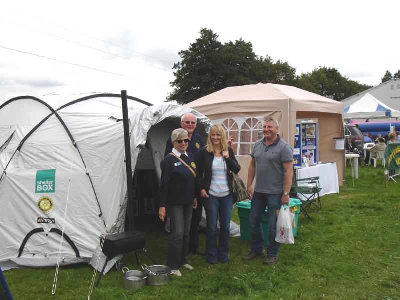 Kingsbridge Show 2015 -