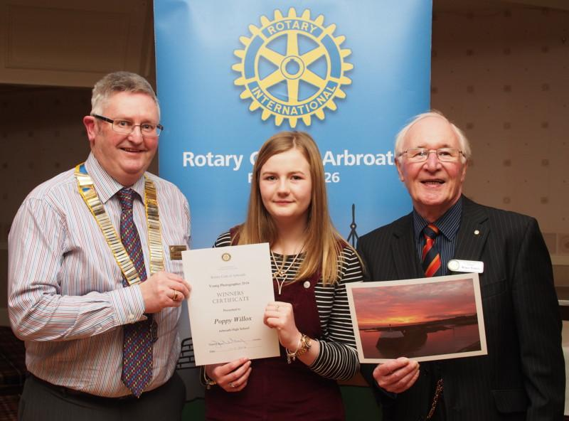 Club Photo Gallery July 2015 to June 2016 - Poppy Willox is the Club's Young Photographer of the Year 2016