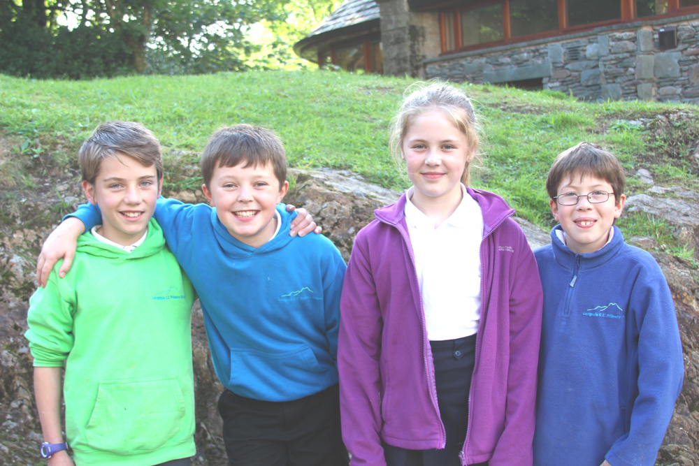 Quiz Kids - Primary School Quiz Competition - Langdale School Team A
