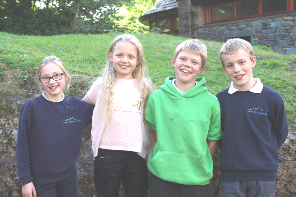 Quiz Kids - Primary School Quiz Competition - Langdale School Team B