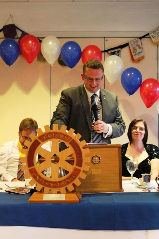 Club Handover 2012 & 35 Year Charter Celebration - LIMG 5298