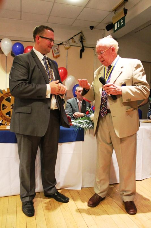 Club Handover 2012 & 35 Year Charter Celebration - LIMG 5316