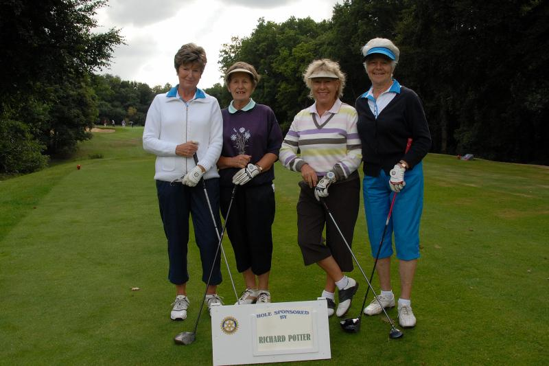 Charity Golf Day 2013 -