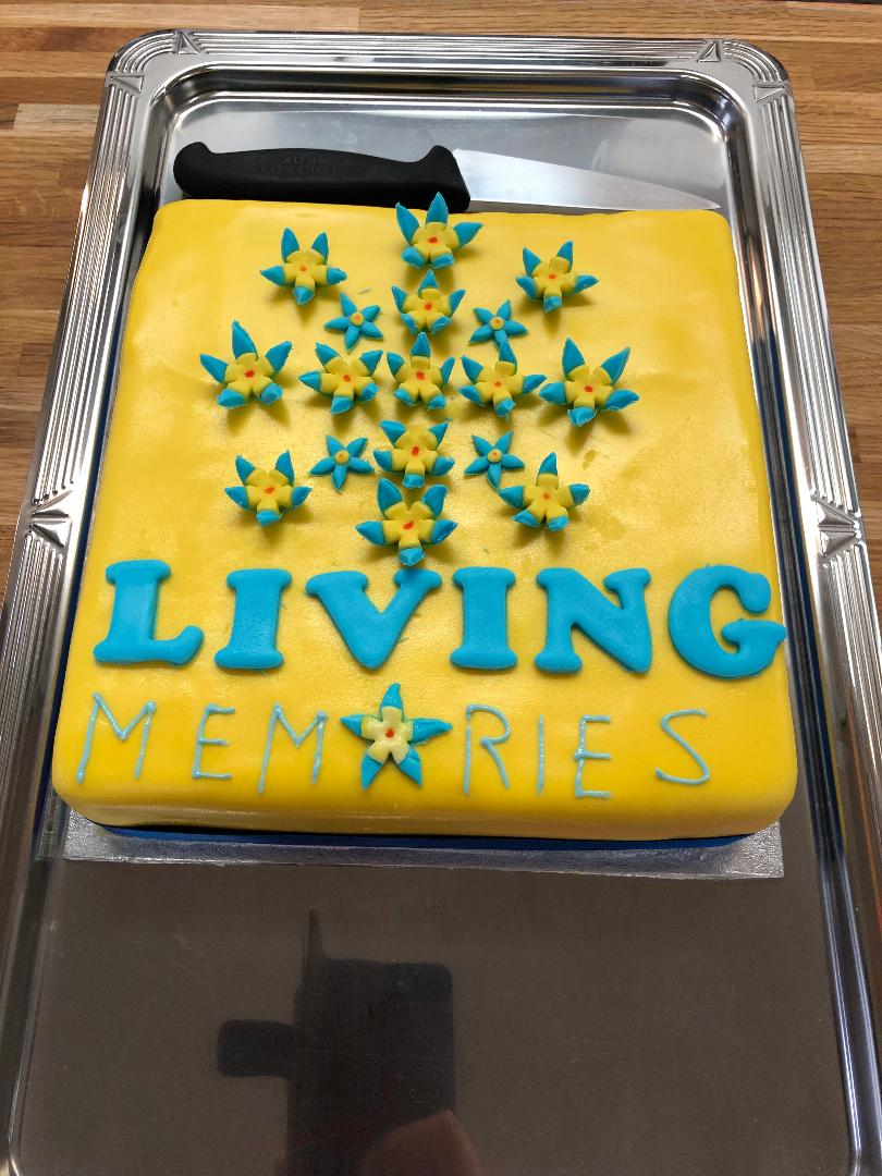 Living Memory Group Second Birthday -
