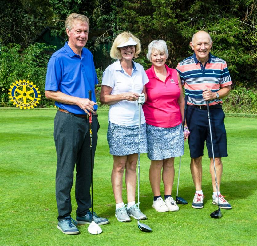 Charity Golf Day 2019 -