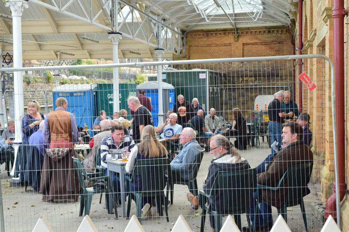 Fund raising with CAMRA - Let me out