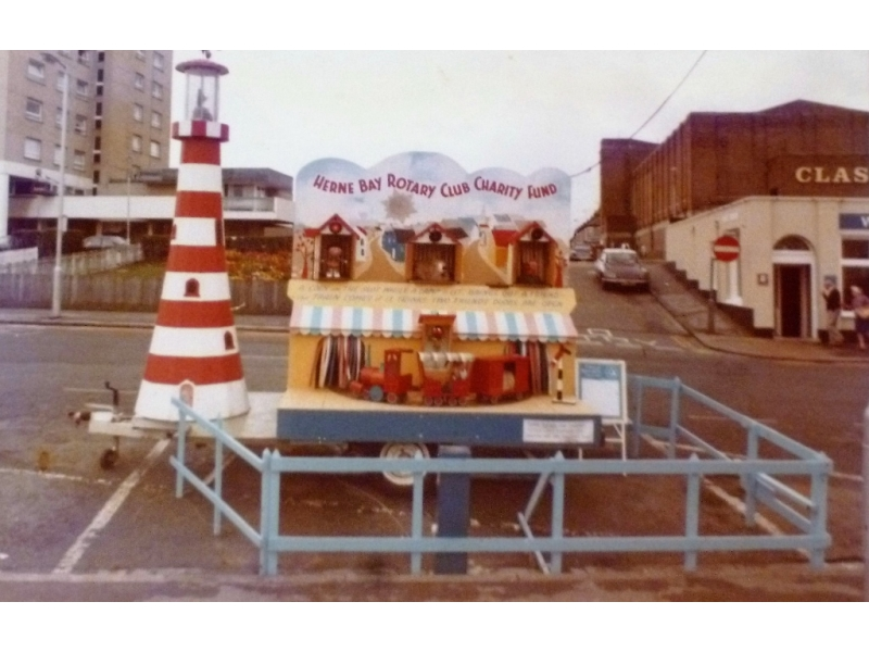 Tele-Go-Round - Lighthouse II (colour)