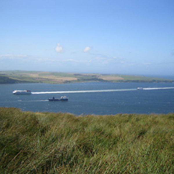 Lochryan Coastal Path -