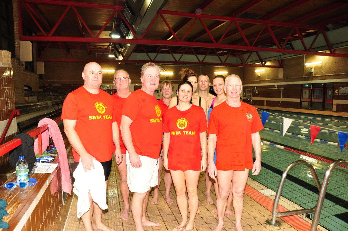 Purley Swimathon 2018 - Pictures - London Fire Brigade
