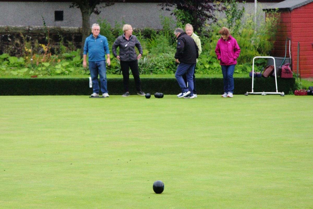 2016 Partners Green Bowling Evening -