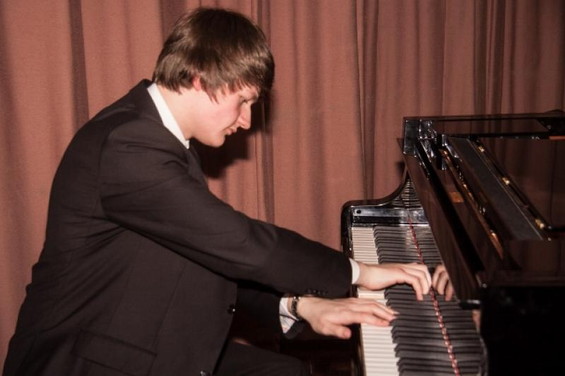 Young Musician Competition 2015 - Mackenzie Pagett- Piano 1