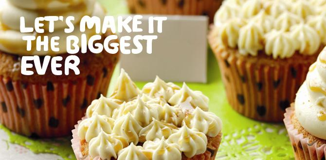 The World's Biggest Coffee Morning -