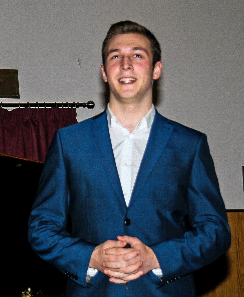 Autumn Recital - An Evening of Song with Marcus Swietlicki - Marcus