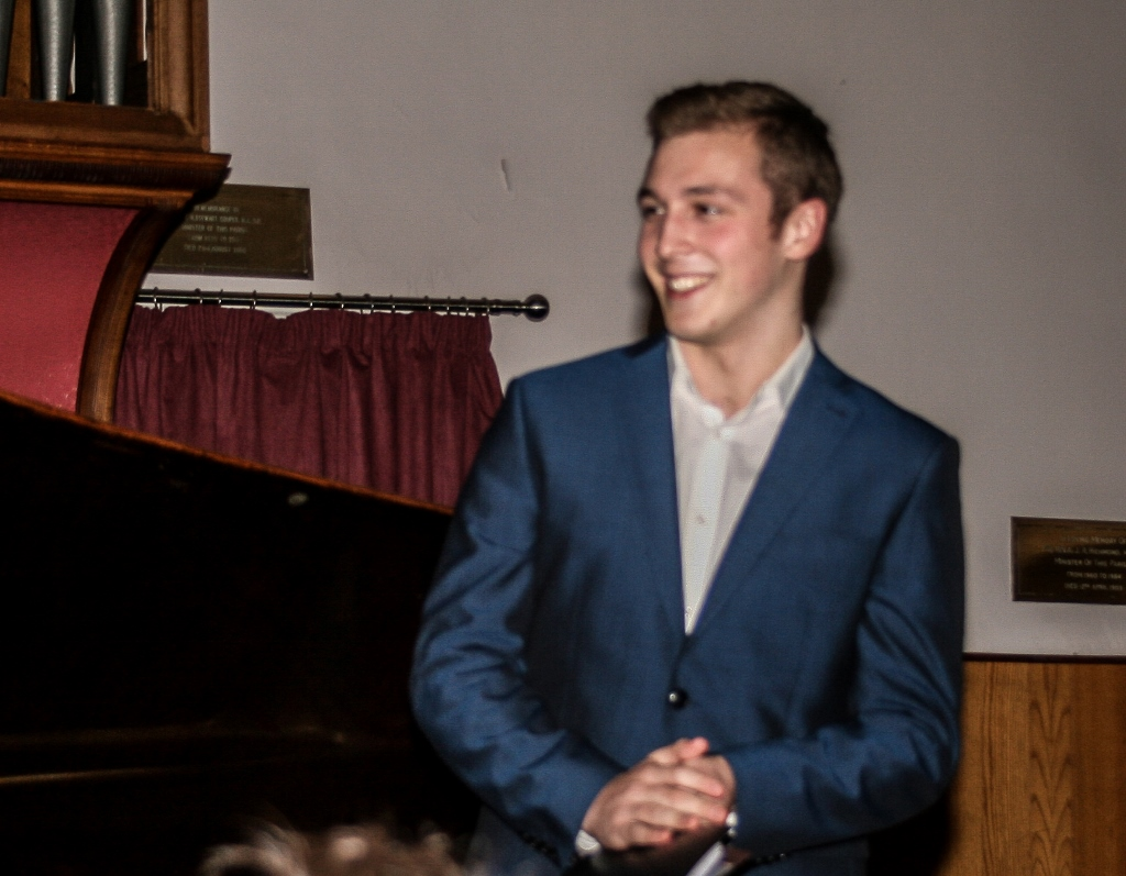 Autumn Recital - An Evening of Song with Marcus Swietlicki - Marcus 2