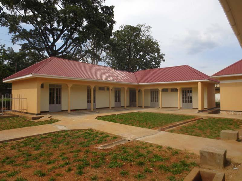 Improving Maternal Health at Kamuli - Giving more space to treat more patients efficiently