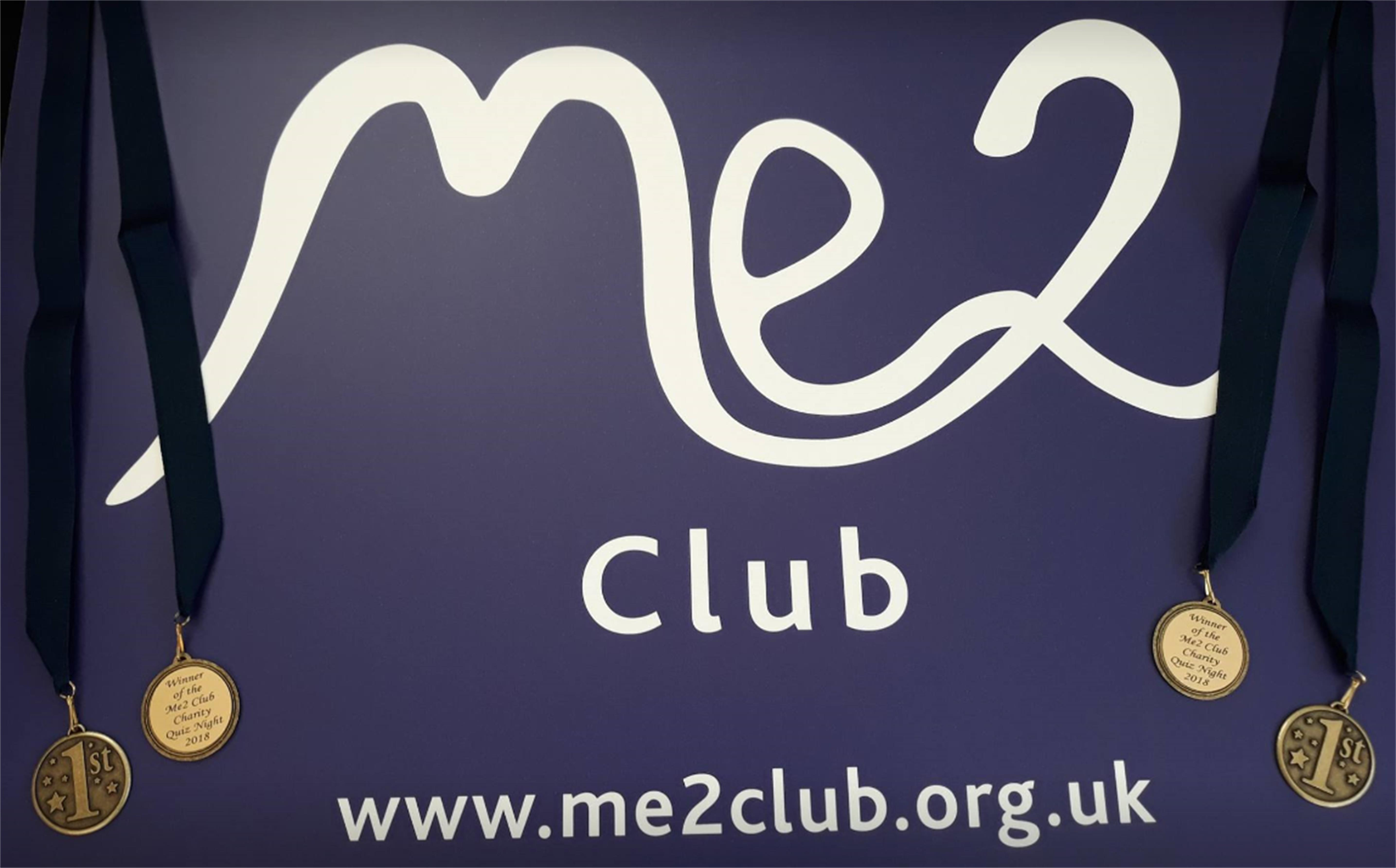 Local charities we support - Me2 club