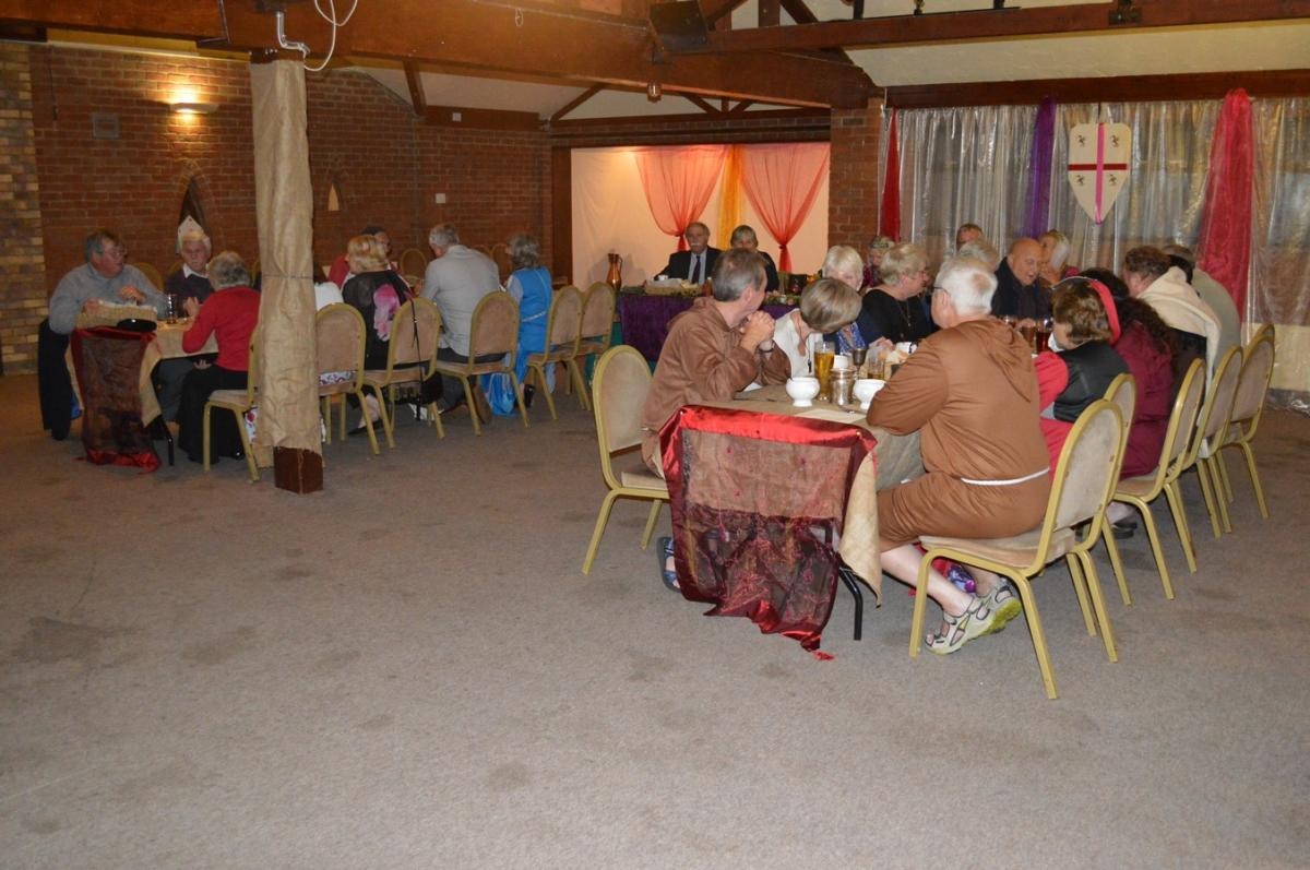 Partners Evening - Medieval Banquet - Medieval Banquet Sep 16 020 (Copy)
