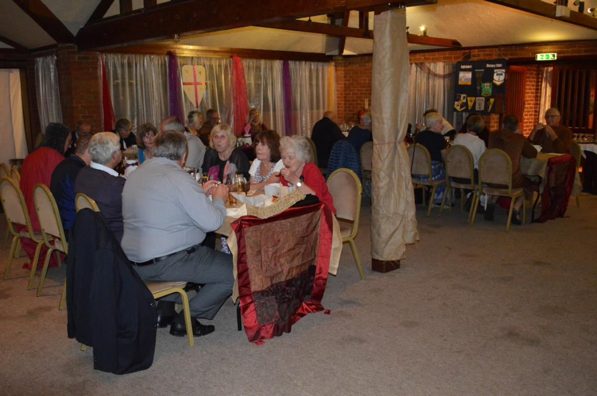 Partners Evening - Medieval Banquet - Medieval Banquet Sep 16 021 (Copy)