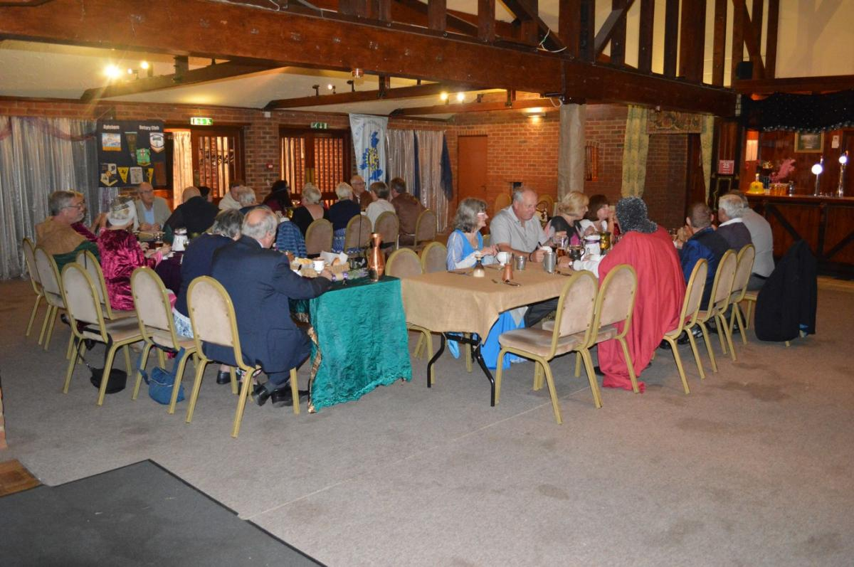 Partners Evening - Medieval Banquet - Medieval Banquet Sep 16 024 (Copy)