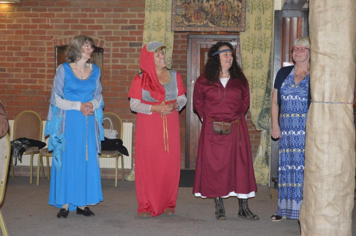 Partners Evening - Medieval Banquet - Medieval Banquet Sep 16 027 (Copy)