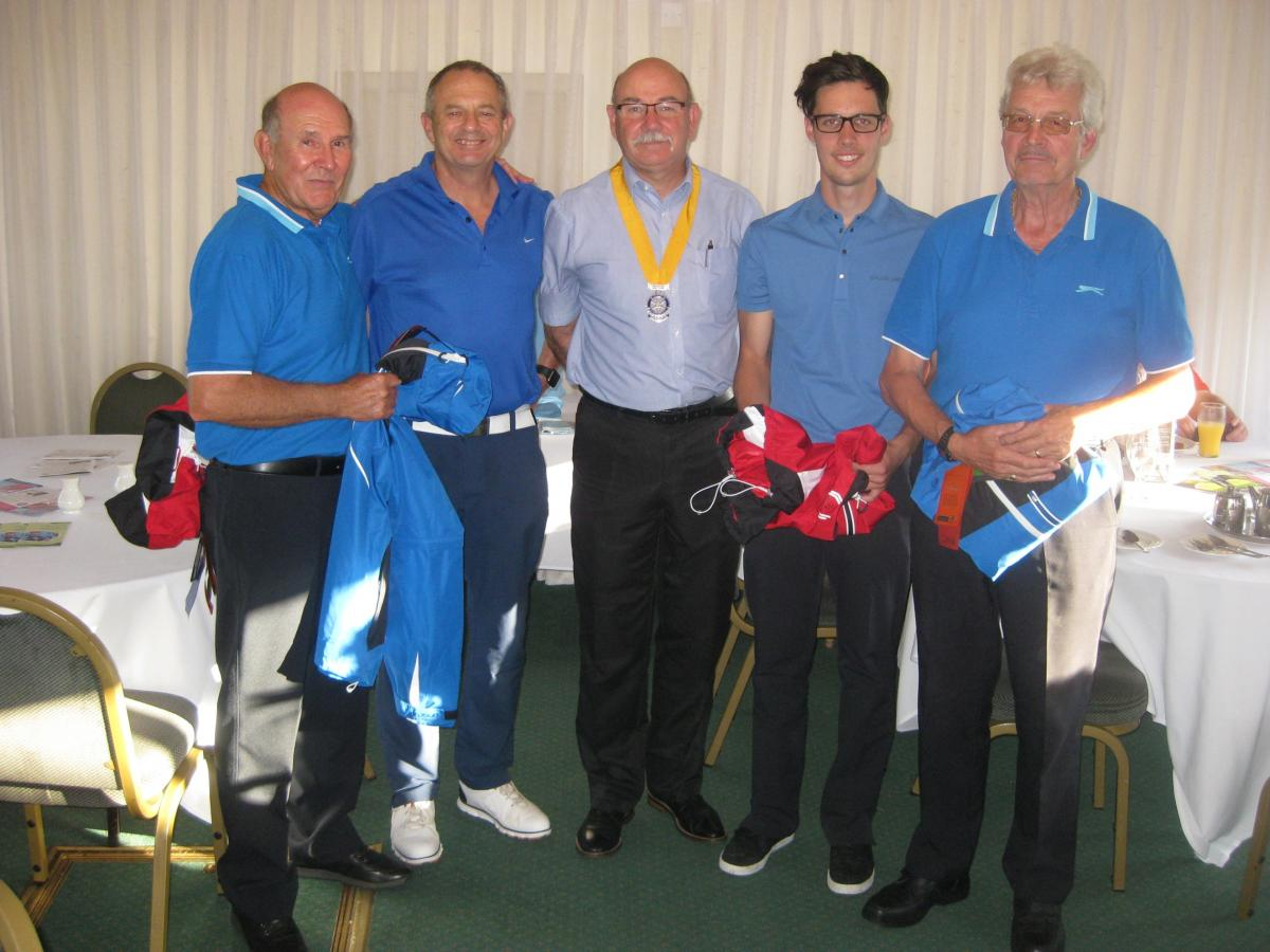 Charity Golf Day ~ Selection of Event Photos - Mens-winners-2017-Golf-Day