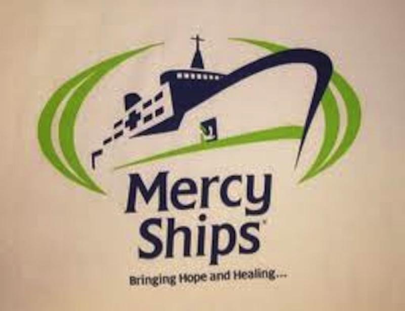 SUPPORTED CHARITIES - www.mercyships.org.uk