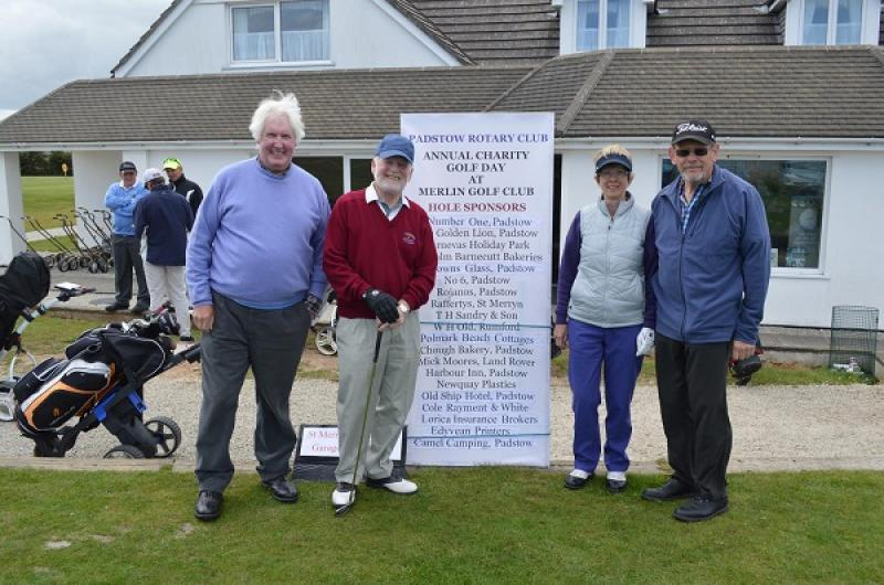 Charity Golf Day - Merl15a