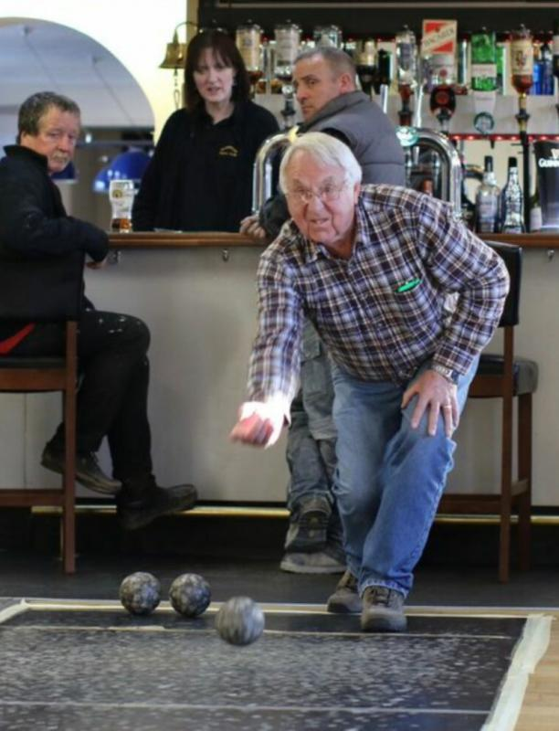 SKITTLES SUCCESS - Mick Goward