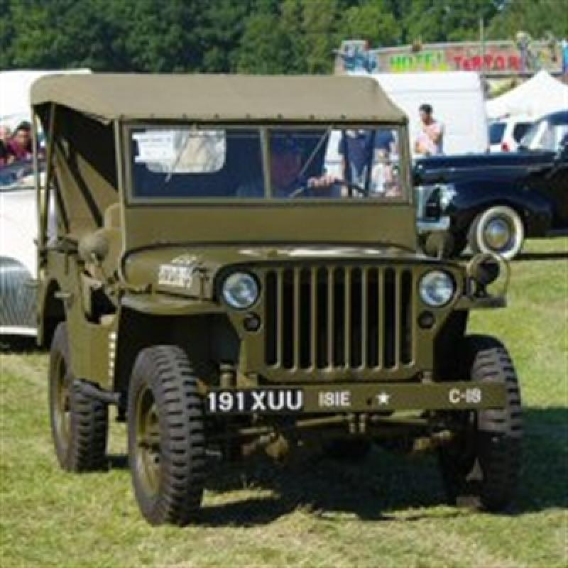 Uxbridge Autoshow - Winner: Gordon Thomson