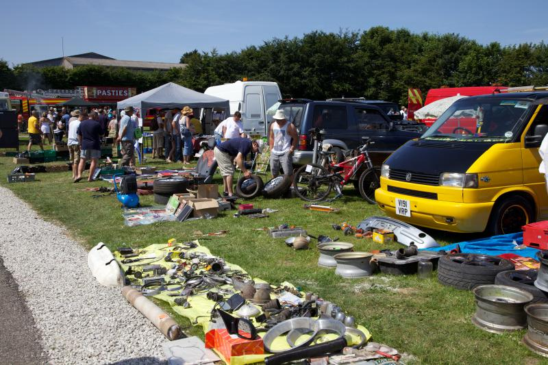 Wheels 2013 - Report and Slide Show - More Autojumble